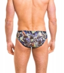 Kiniki Healey Deep Waist T/T Swimbrief