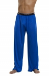Magic Silk Lounge Pant Cobalt