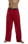 Magic Silk Lounge Pant Red