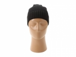 Hugo Boss Virgin Wool Hat Black