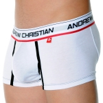 Andrew Christian FlexSoft Boxer White