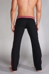 Timoteo Hero Loungewear Pant Black