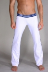 Timoteo Hero Loungewear Pant White