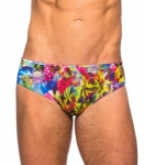 Kiniki Botany T/T Deep Waist Swim Brief