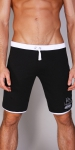 Timoteo Bulldog Short Black