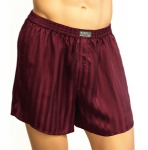 Mansilk Stripe Jacquard Boxer Port of Entry