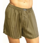 Mansilk Stripe Jacquard Boxer Typhoon