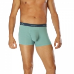 Obviously Autumn Full Cut Boxer Brief Glacier