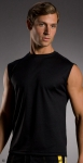 N2N Bodywear Sport Muscle Black