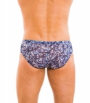 Kiniki Oceana Deep Waist Swim Brief