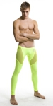 N2N Bodywear Sport Mesh Runner Yellow