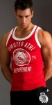Timoteo Training Team Tank Red