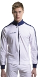 N2N Bodywear Track Long Short + Track Jacket White
