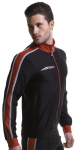 N2N Bodywear Track Jacket Black