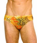 Kiniki Tropic Deep Waist Swim Brief