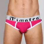 Timoteo Classic Super-Low Brief Fuchsia