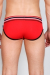 Timoteo Hero Ranger Brief Red