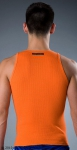 Whittall & Shon Solid Tank Orange