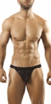 Joe Snyder Thong Lenceria Black